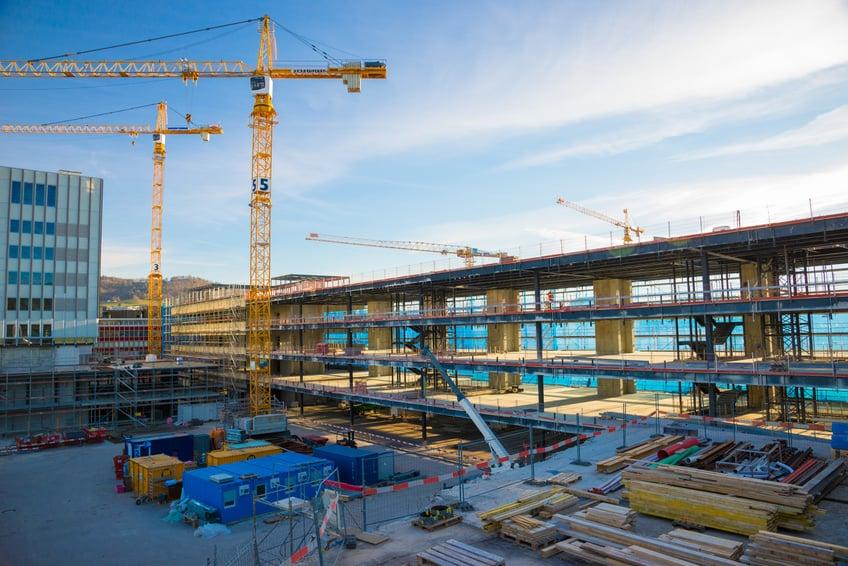 Immobilienversicherung Bauversicherung