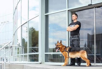 Selbständig als Sicherheitsdienst