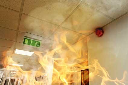 Gebäudebrandversicherung: Die Feuerversicherung für Gebäude