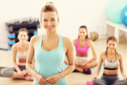 Selbständig als Pilates Trainer