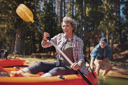 Senioren Unfallversicherung für Rentner