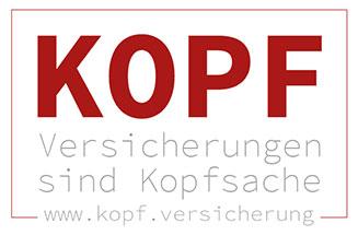 Logo Kopf Versicherungen